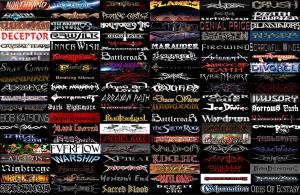 greek bands