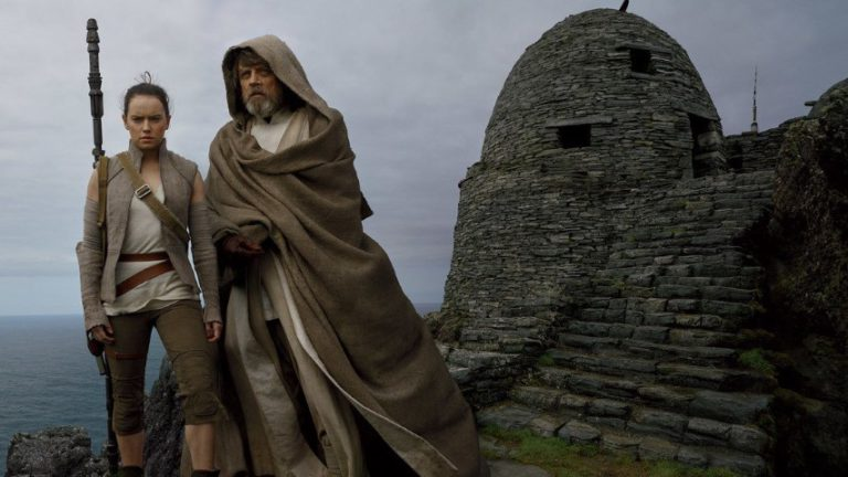 The Movie Corner: Star Wars: The Last Jedi
