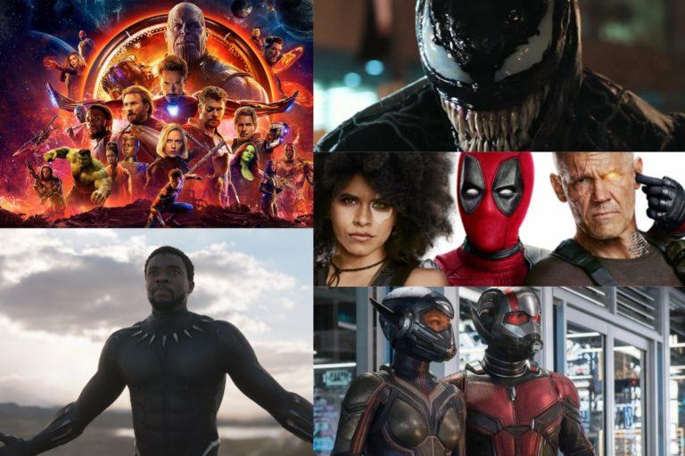 The Movie Corner: Συνοπτικές κριτικές για ταινίες του 2018 – Super Hero Films