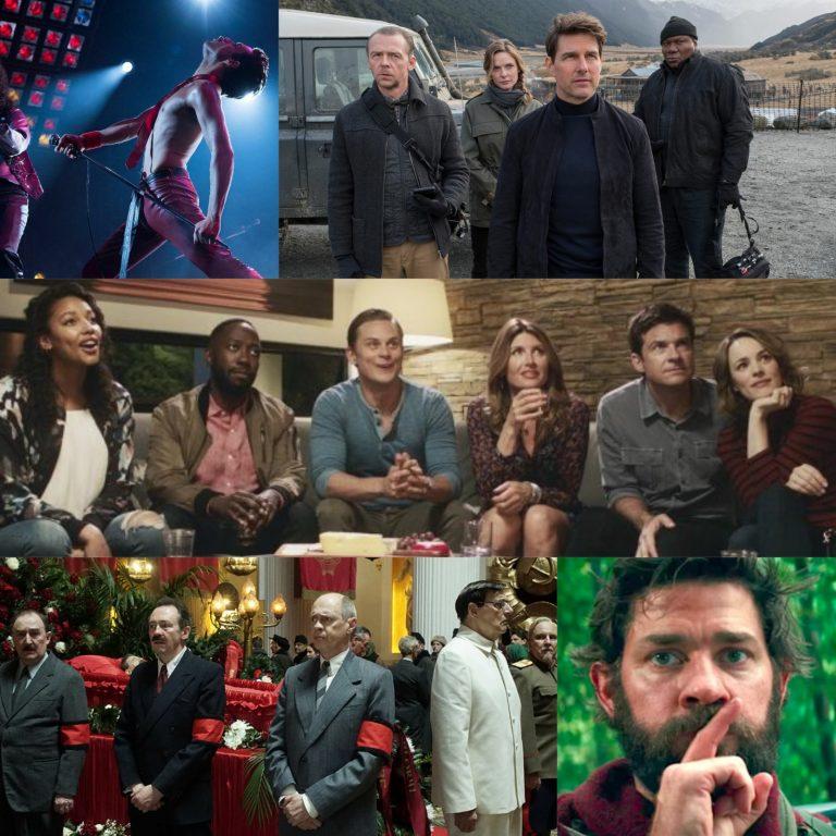 The Movie Corner: Συνοπτικές κριτικές για τις ταινίες του 2018 – Random Stuff