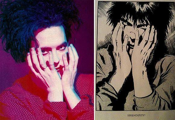 Azrael Overtones #12: Η μουσική των Cure και η ενήλικη μυθοπλασία!