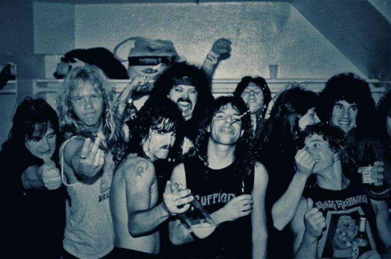 Playlist: '80s Heavy Metal Nights